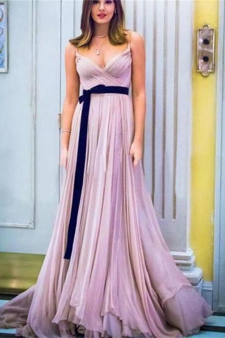 Chic Long Prom Dress Simple Modest Elegant Simple Cheap Prom Dress ,New Fashion,,Custom Made,Party Gown,Cheap Evening dress